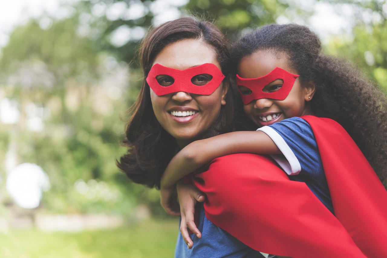 les parents des super héros