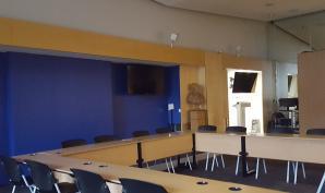 salle du CSE au ministère