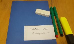 le cahier de correspondance est utile aux associations de parents d'élèves pour communiquer avec les familles