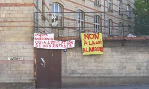 de nombreuses écoles dans toute la France se mobilisent