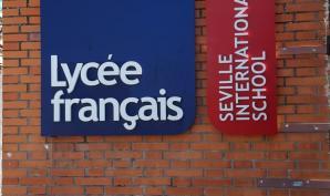 le lycée français à Séville