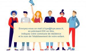 la FCPE invite tous les parents à témoigner sur les E3C