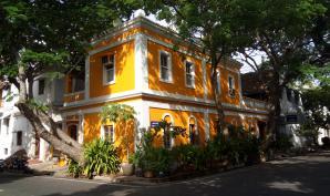 lycée français à Pondichéry